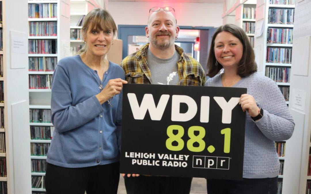 WDIY-88.1FM's Interview