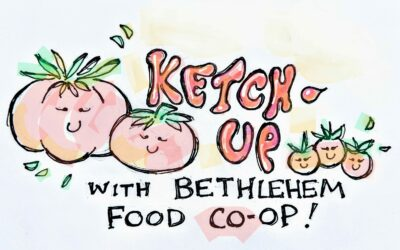 April 15: Ketch-Up with the Co-Op!