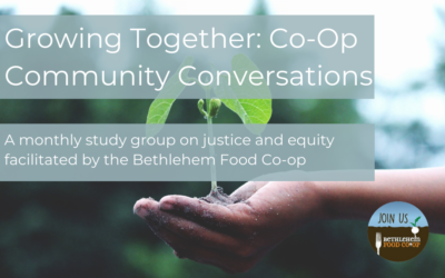 April 12: Growing Together: Co-Op Community Conversations