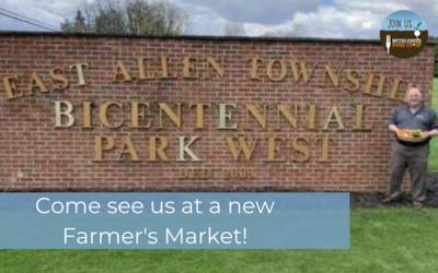 Wednesday, June 23: East Allen Township Farmer's Market