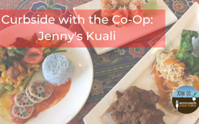 Thursday, June 24: Curbside with the Co-Op