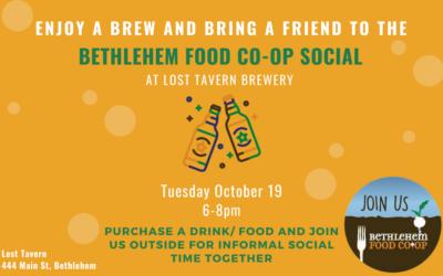 Tuesday, Oct. 19 – BFC Social